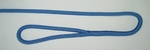 "3/8"" X 8' NYLON DOUBLE BRAID FENDER LINE - BLUE"