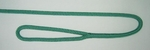 "3/8"" X 6' NYLON DOUBLE BRAID FENDER LINE - GREEN"