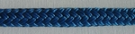 "1"" Double Braid Nylon - Blue"