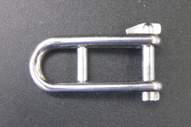 Large Stainless Steel Halyard Shackle