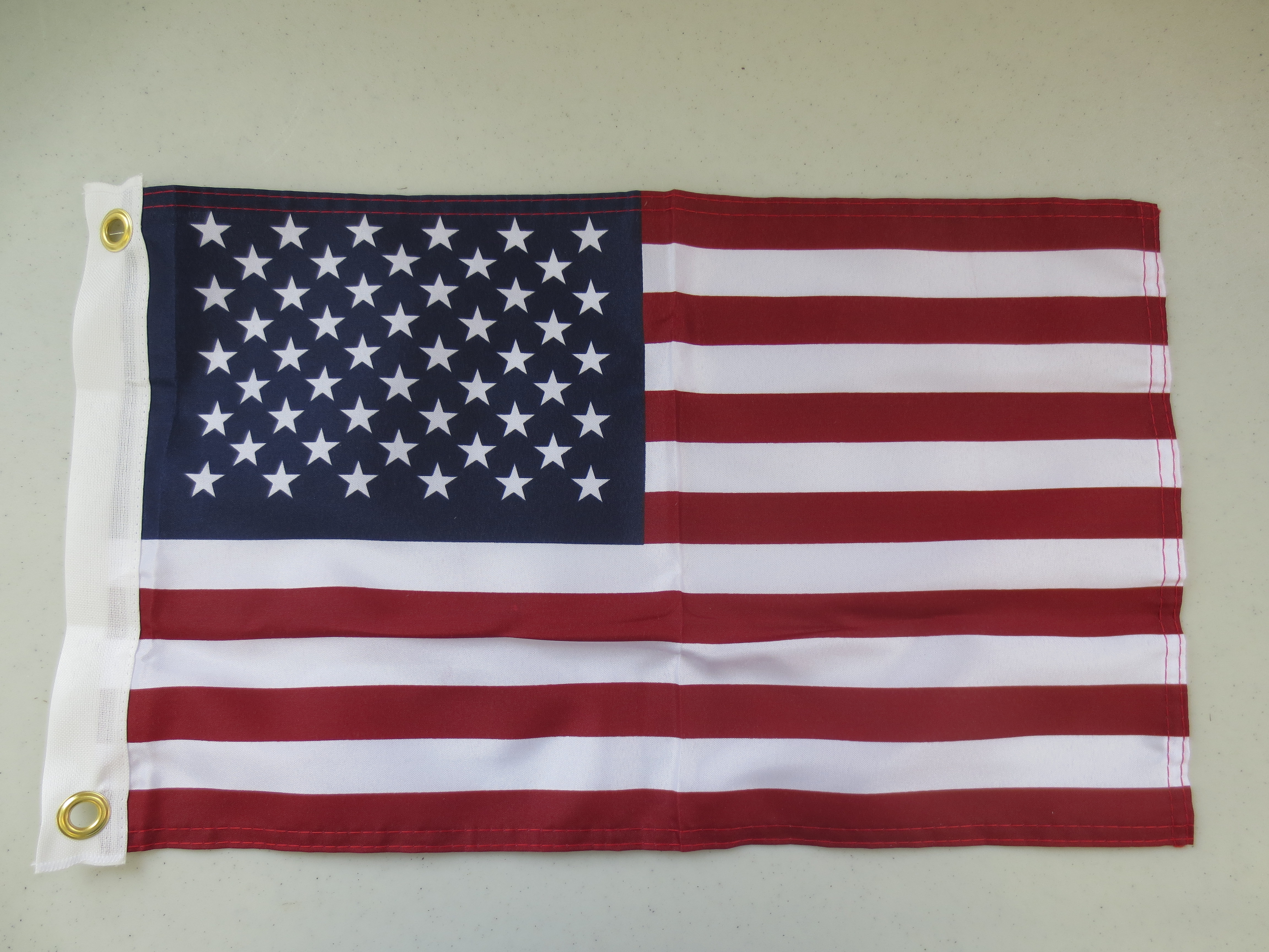 USA Flag - 2 FLAGS