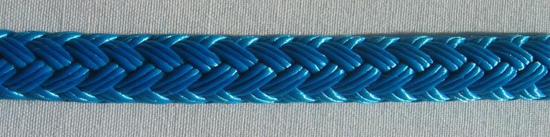 "1/4"" - Solid BLUE - Click Image to Close"