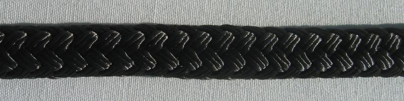 "3/8"" x 600' Solid Black - Click Image to Close"