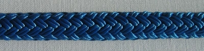 "1"" X 300' Double Braid Nylon - Blue"