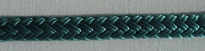 "1/2"" Solid Teal"