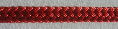 "1/4"" - Solid RED"